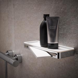 Funkcjonalna łazienka: kompletna seria akcesoriów łazienkowych