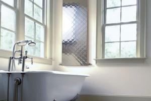 Efekty 3D w łazience: 5 niezwykłych pomysłów