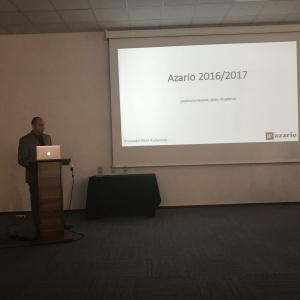 Azario podsumowuje rok 2016