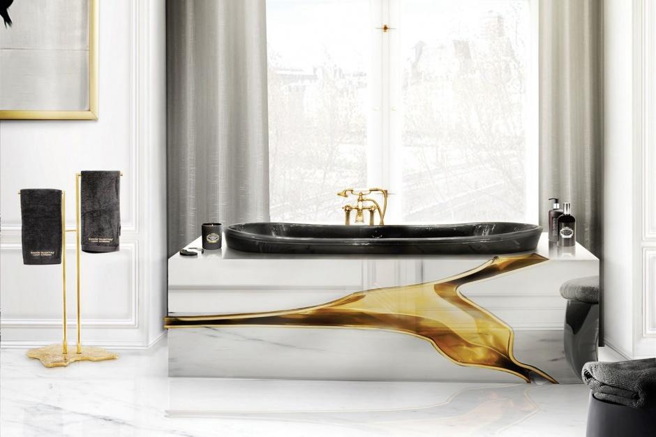 Design w łazience: zobacz 3 niezwykłe wanny