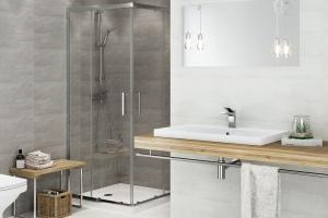 Modna łazienka: wybierz nowoczesną armaturę