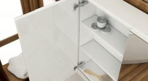 Przechowywanie w łazience: sposób na porządek w kosmetykach