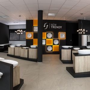 New Trendy otwiera nowy showroom z ceramiką Cerastyle