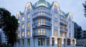 Armatura Dornbracht w inteligentnym apartamentowcu w Hamburgu