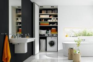 Urządzamy domową pralnię: zobacz, co Ci się przyda