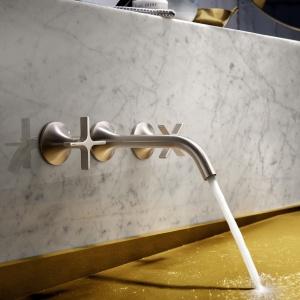 Armatura łazienkowa: nowa seria designerskich baterii