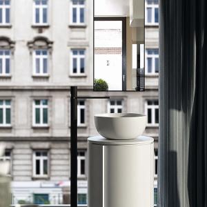 Toaleta dla gości: tak urządzisz efektowną strefę umywalki