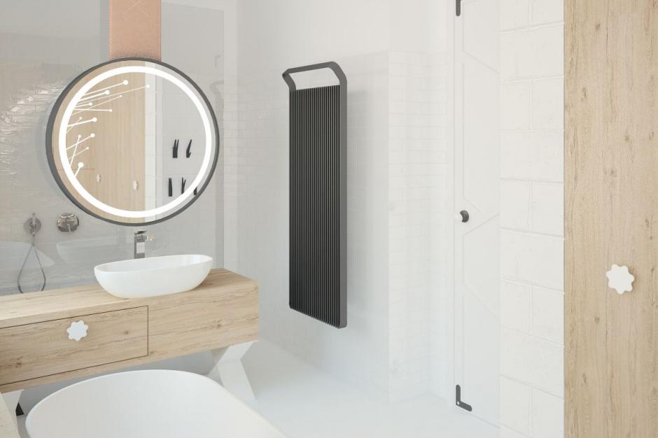 Grzejnik łazienkowy: nowy model