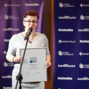 Łazienka - Salon Roku 2017 - zobacz fotorelację z gali wręczenia nagród