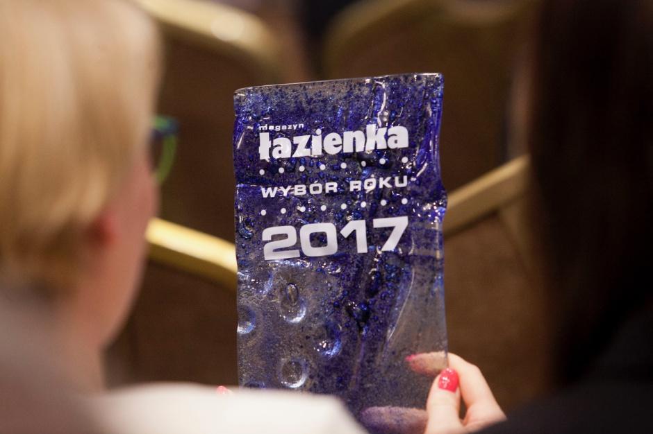 Łazienka - Wybór Roku 2017 [fotorelacja z rozdania nagród]