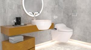 Łazienkowy hi-tech: nowa toaleta myjąca