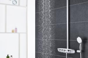 Nowoczesna strefa prysznica: wybieramy armaturę