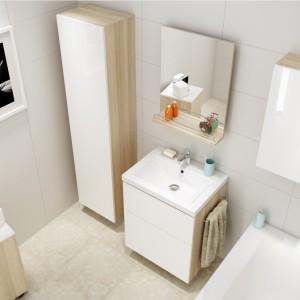 Mała łazienka: tak ją urządzisz
