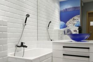 Wanna w zabudowie: pakiet zdjęć z polskich łazienek