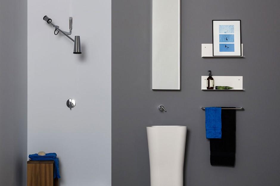 Armatura łazienkowa: nowości od włoskiej marki