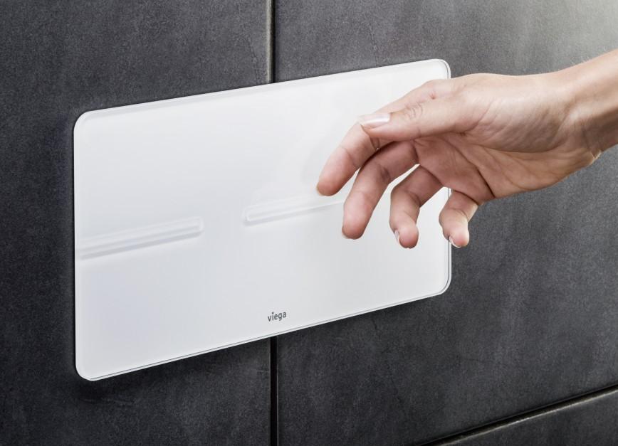 Nowoczesna łazienka: nowe płytki spłukujące