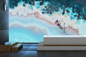 Łazienka w kolorach wiosny: 15 barwnych propozycji