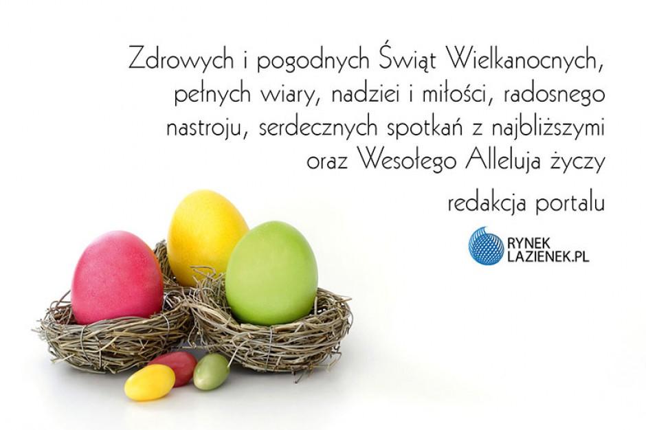 Wesołych Świąt Wielkanocnych życzy redakcja