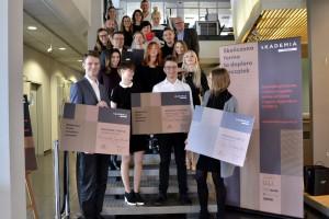 Wręczono nagrody w konkursie Akademii Hansgrohe