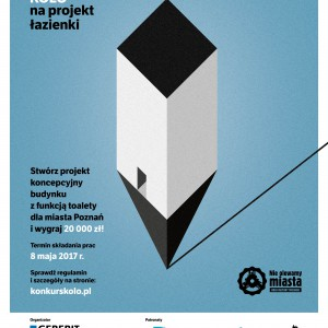 Robert Konieczny o konkursie KOŁO na projekt toalety publicznej