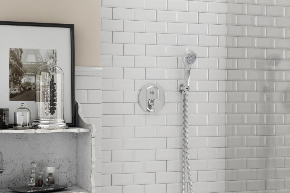 Elegancka łazienka: postaw na armaturę, której nie widać