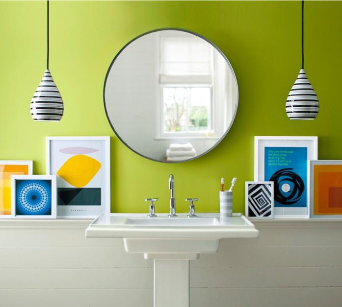 Remont łazienki: farba do różnych powierzchni