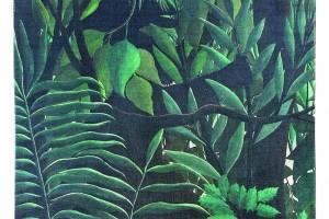 Miejska dżungla: styl industrialny i botaniczny w łazience