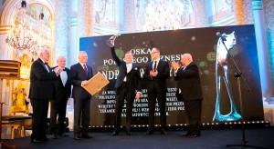 Andrzej Wodzyński odebrał Oskara Polskiego Biznesu [zdjęcia z gali i relacja]