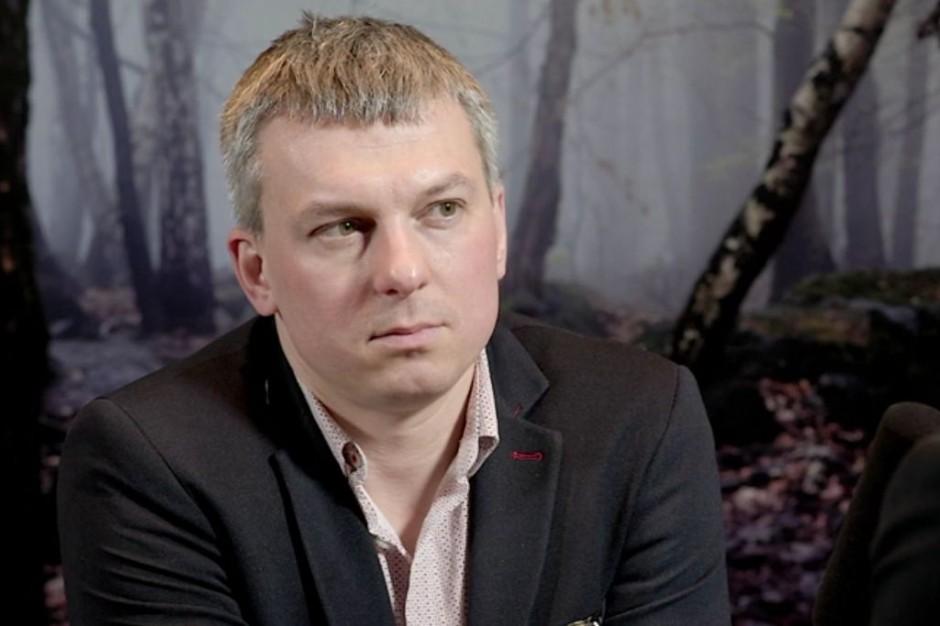 Denis Łukjanow optymistycznie opowiada o rozwoju marki Blue Water w 2019