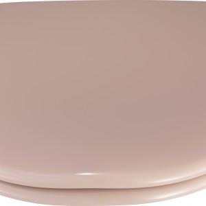 Kolor w łazience: postaw na barwną... deskę toaletową