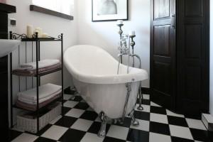 5 pomysłów na romantyczną łazienkę