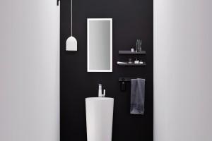 Lustro łazienkowe: nowa designerska kolekcja