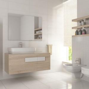 Podwieszane meble łazienkowe: modne kolekcje