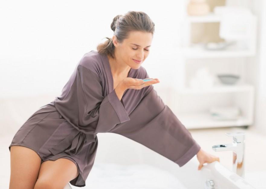 Relaks w kąpieli: pachnące żele pod prysznic