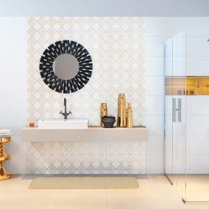 Płytki ceramiczne: różne kolekcje z dekoracyjnymi motywami