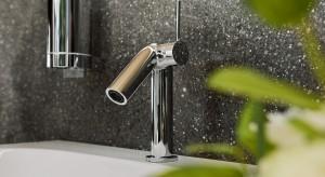 Armatura łazienkowa: seria baterii o nowoczesnej formie