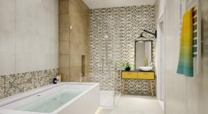 Geometria w łazience: 5 kolekcji płytek