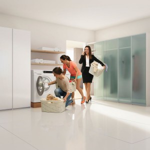 Pranie po urlopie: tylko z oszczędnymi pralkami