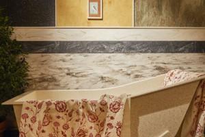 Niezwykła wizja łazienki na wystawie w Mediolanie
