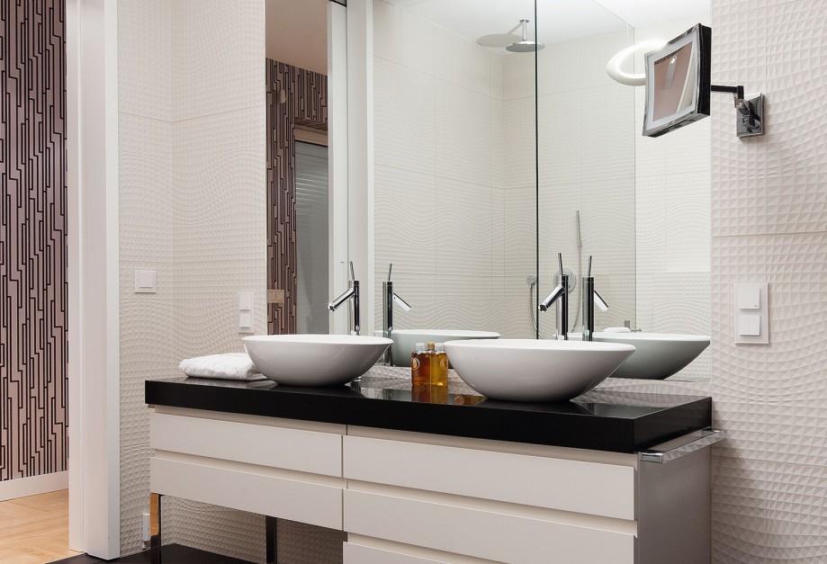 Piękna strefa umywalki: wybierz modele o miękkich kształtach