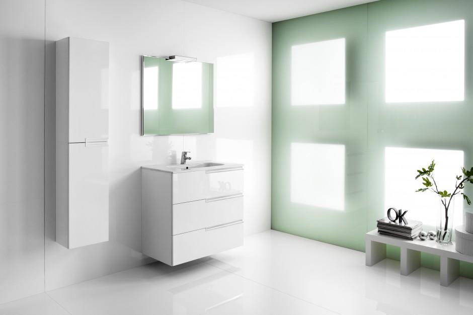 Meble łazienkowe: nowa kolekcja w nowoczesnym stylu