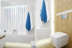 Mała łazienka w bloku: tak urządzają Polacy