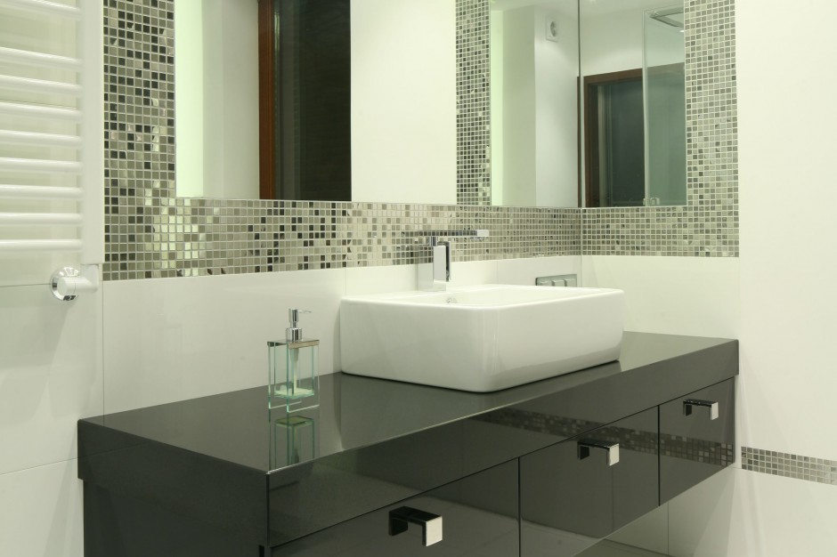 7 pomysłów na mozaikę w łazience [polskie domy]