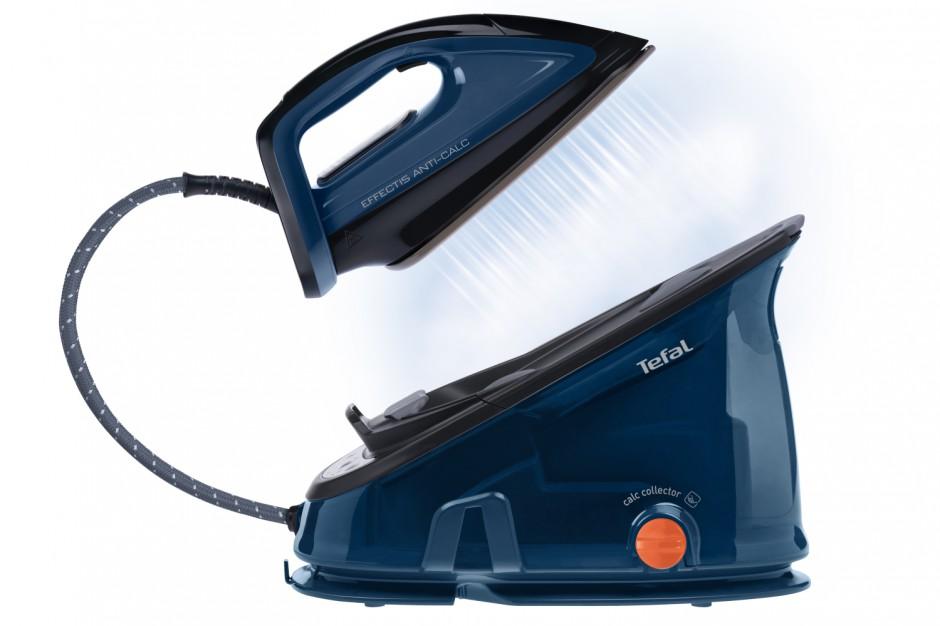 Żelazko parowe, żelazko z generatorem pary czy generator - które urządzenie wybrać?
