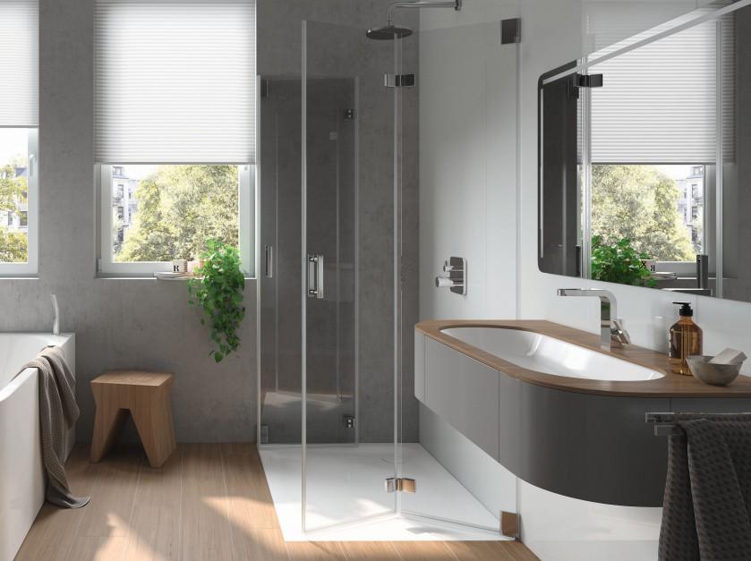 Radzimy Prysznic W Małej łazience Radzimy Jak Go Urządzić