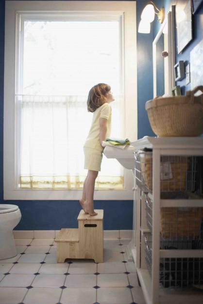 Międzynarodowy Dzień Rodziny: tak urządzisz łazienkę, z której korzystają dzieci