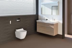 Higiena w łazience: nowa toaleta myjąca