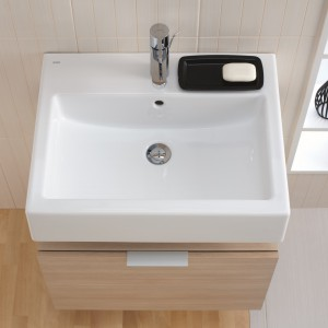 Strefa umywalki: postaw na prostotę (nowa seria umywalek)