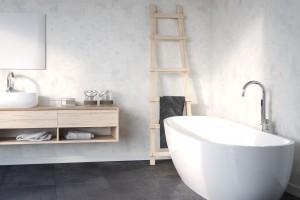 Metamorfoza łazienki: wybierz płyty ścienne z pięknymi dekorami