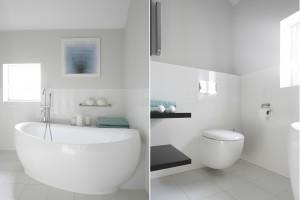 Biała łazienka: 10 zdjęć z polskich domów